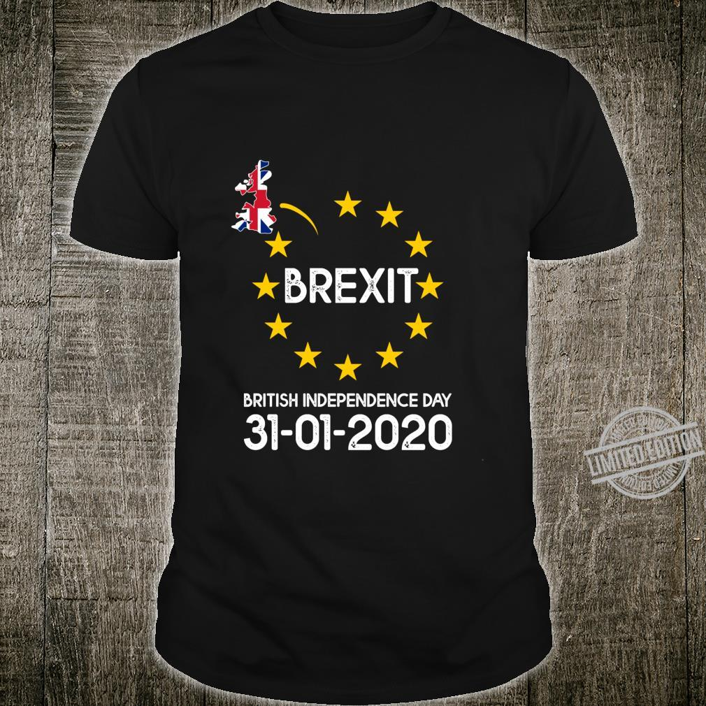 British Independence Day Brexit January 2020 Shirt