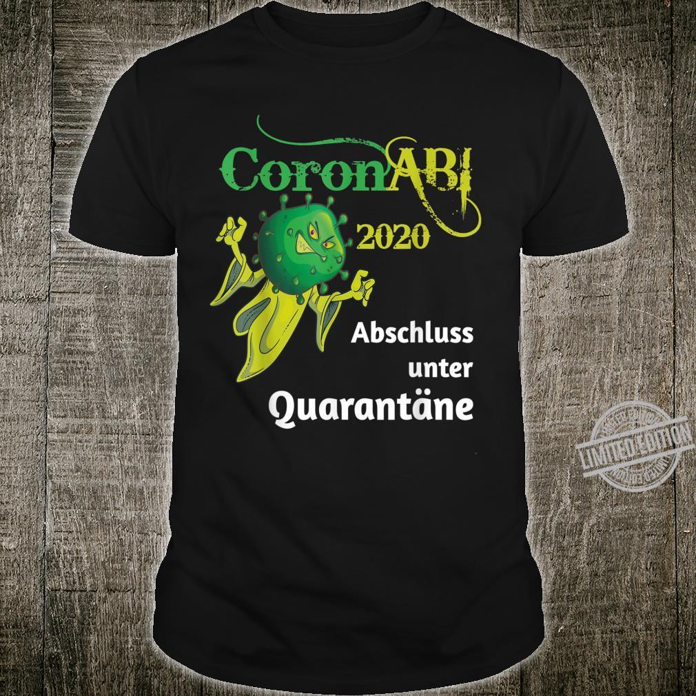 CoronABI 2020 – Graduation Under Quarantine – Shirt