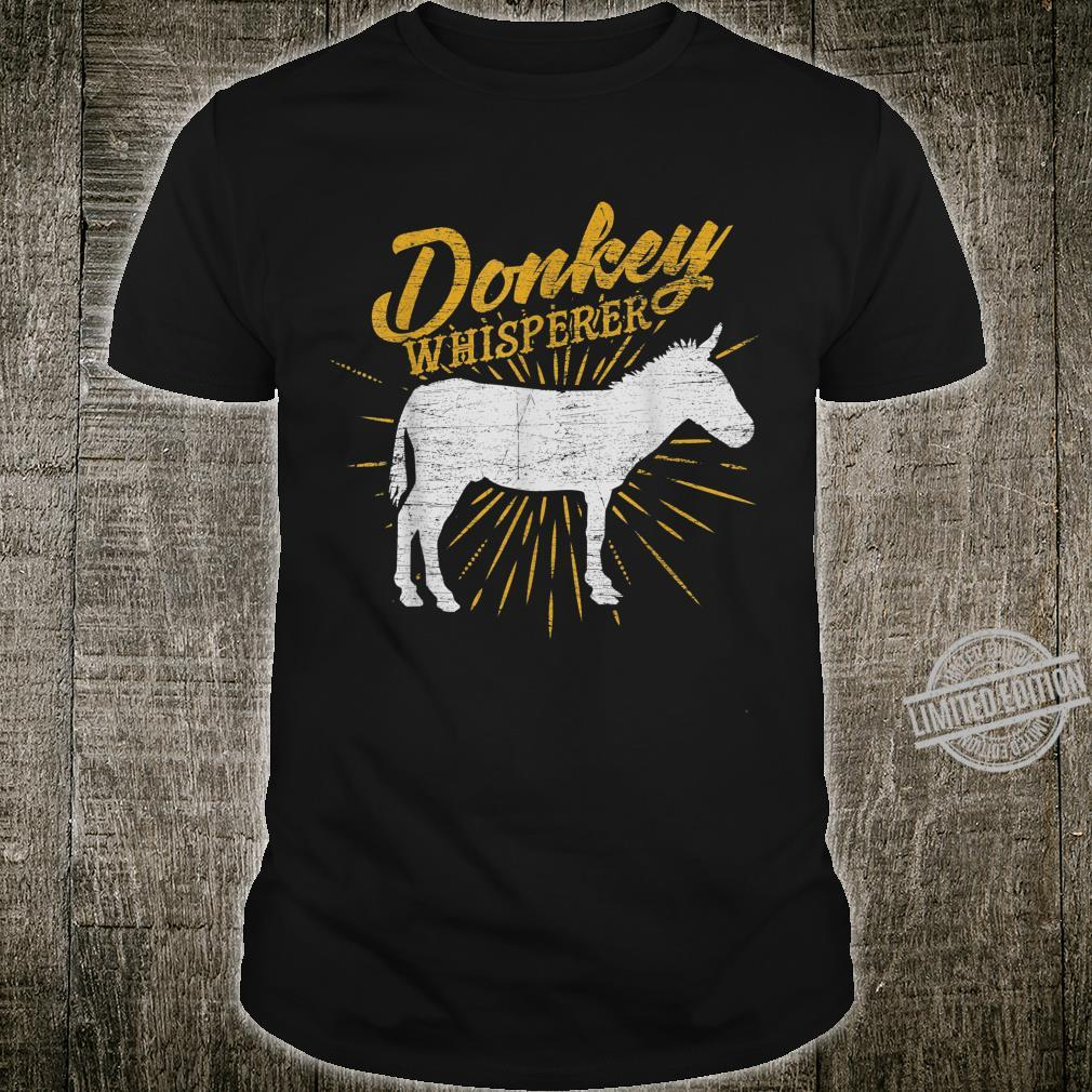 Donkey Whisperer Shirt