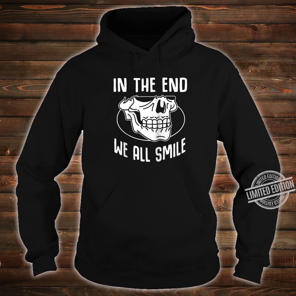 Funny Grim Reaper Satanic Hail Satan Occult Shirt hoodie