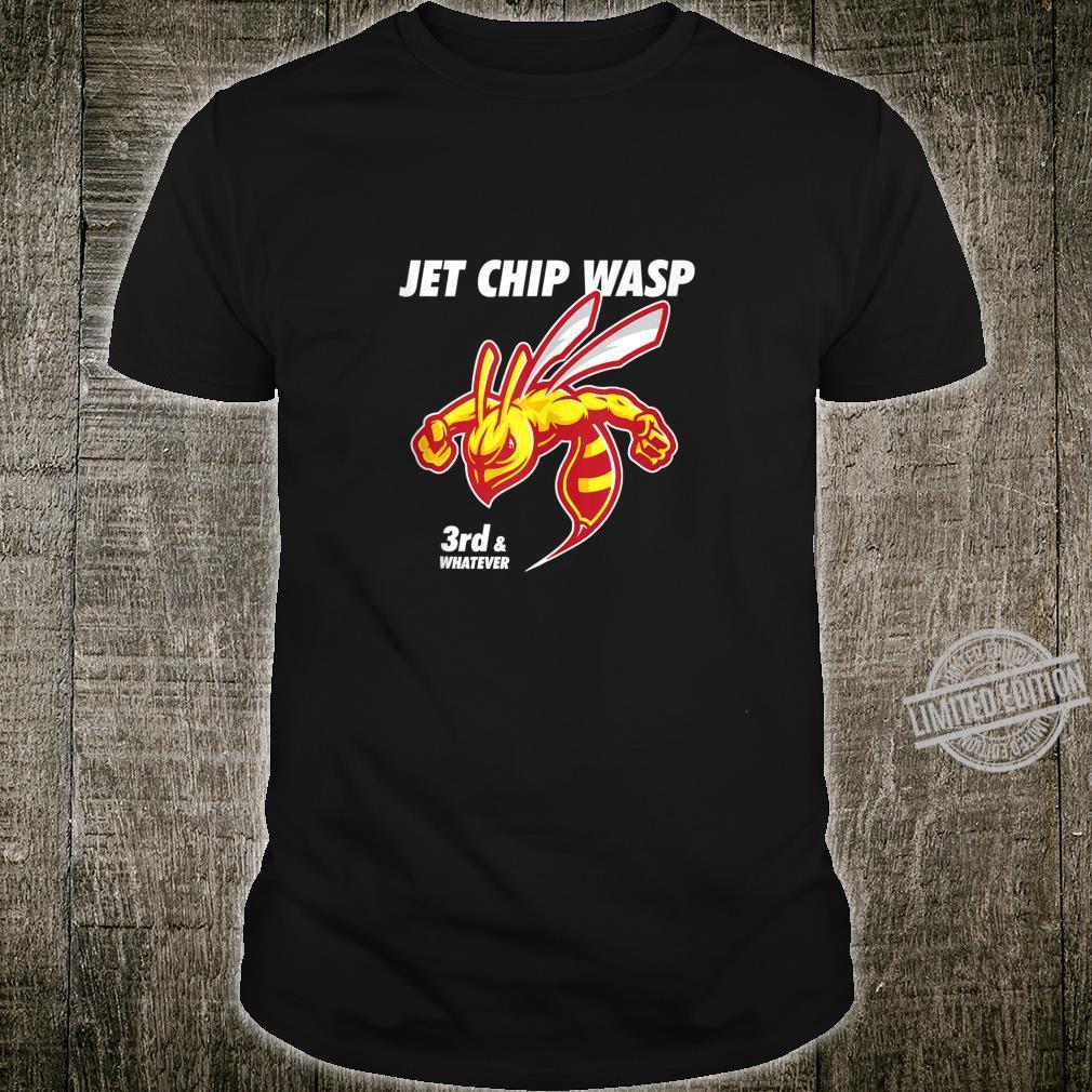 Jet Chip Wasp shirt Football Fans Kansas City Shirt