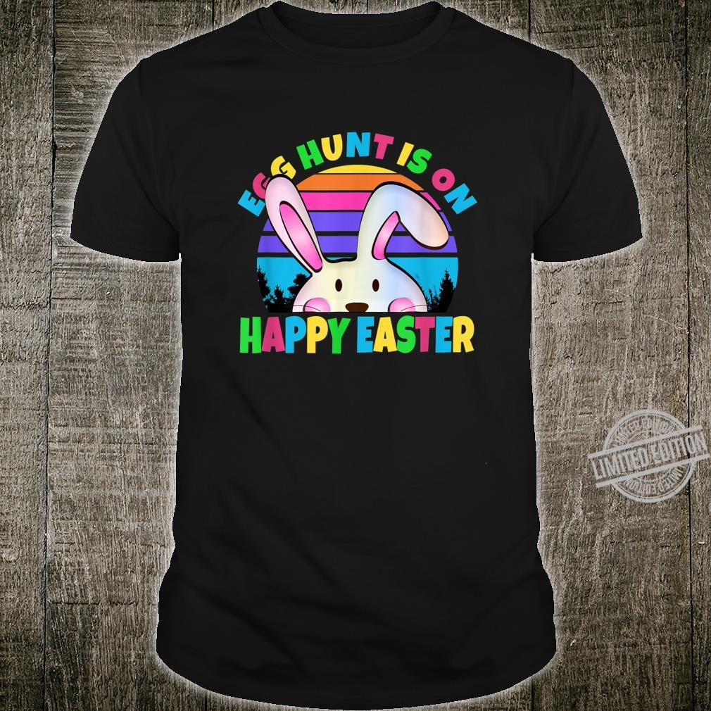 Kids Easter Bunny Cute Rabbit Youth Boys Girls Shirt