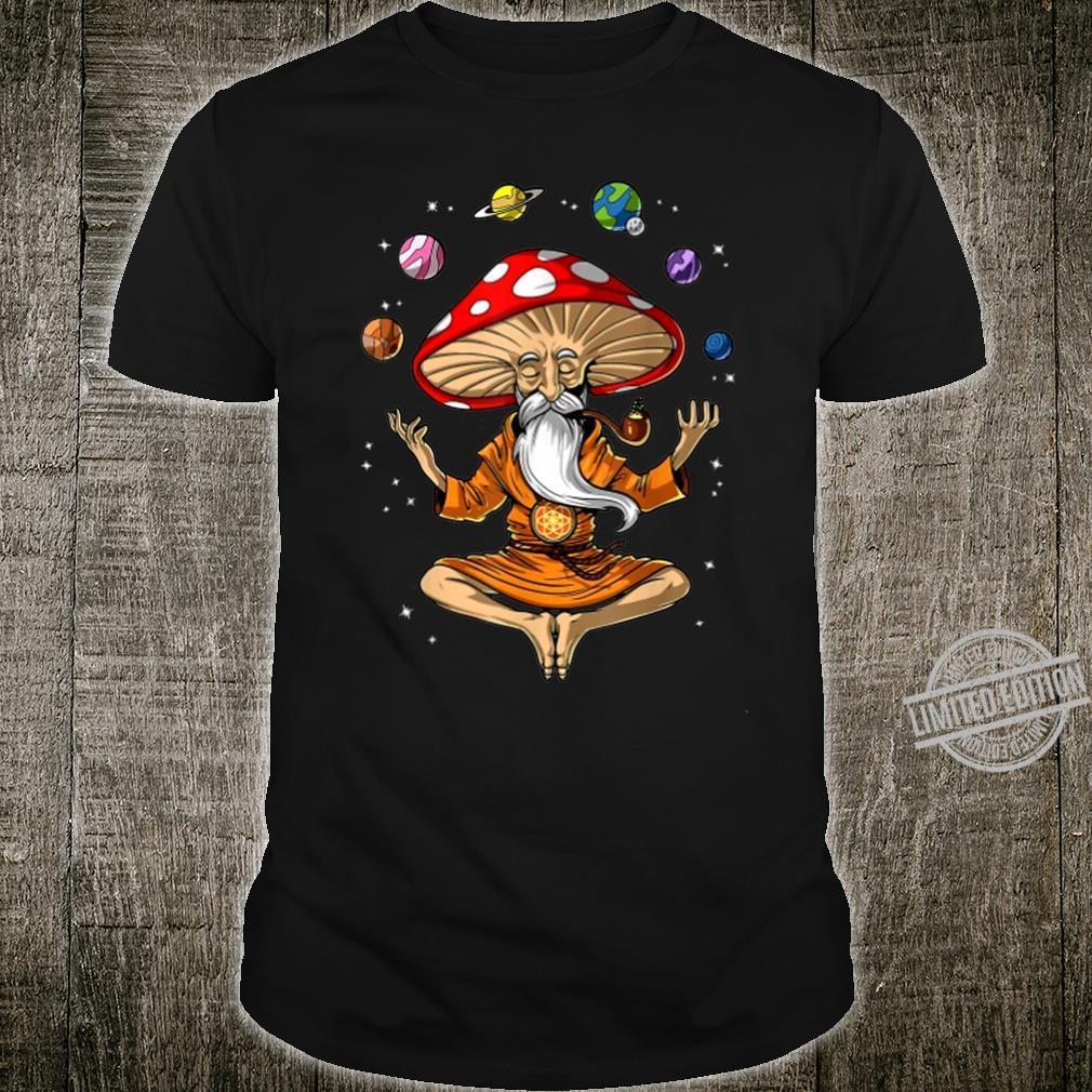 MAGIC MUSHROOMS YOGA Shirt