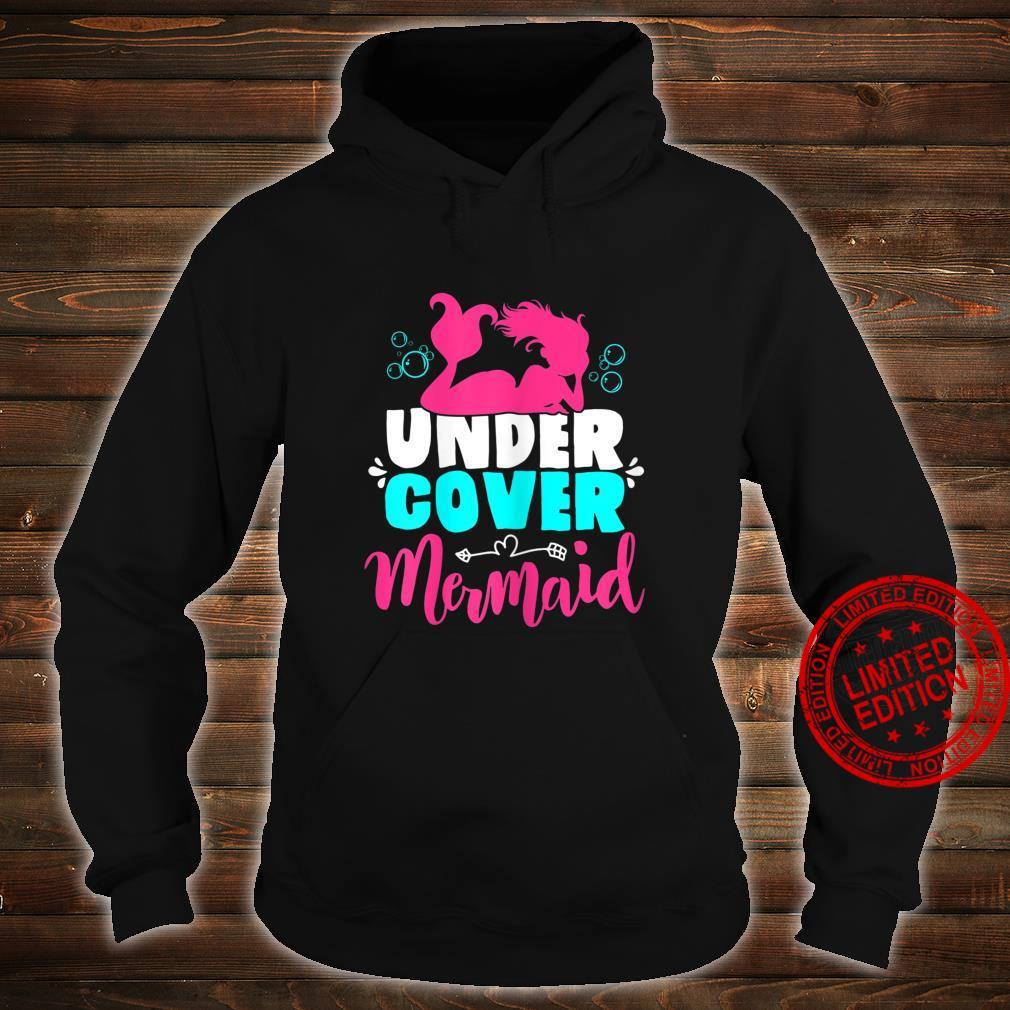 Meerjungfrau Kostüm für Mädchen und Frauen Geschenk Shirt hoodie