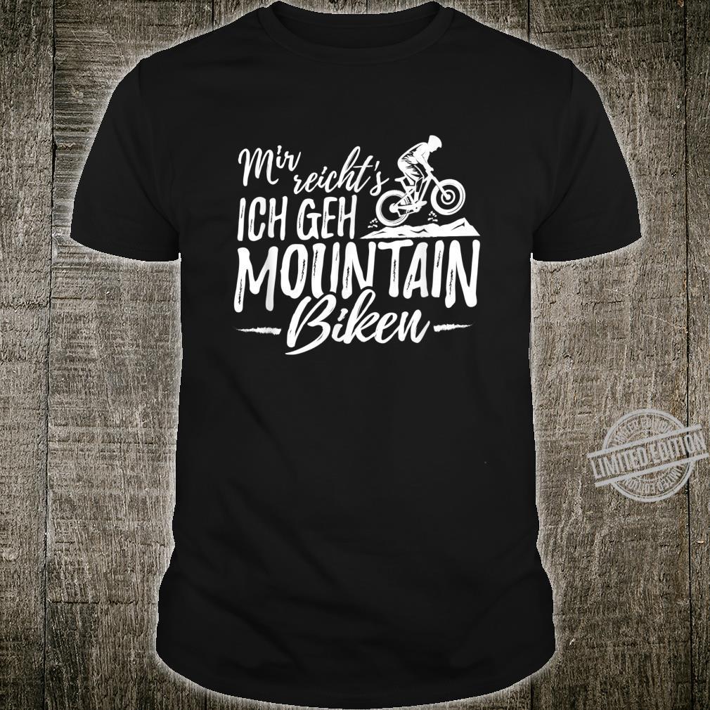 Mountainbike Trikot Bike MTB Downhill Mountainbiker Fahrrad Shirt