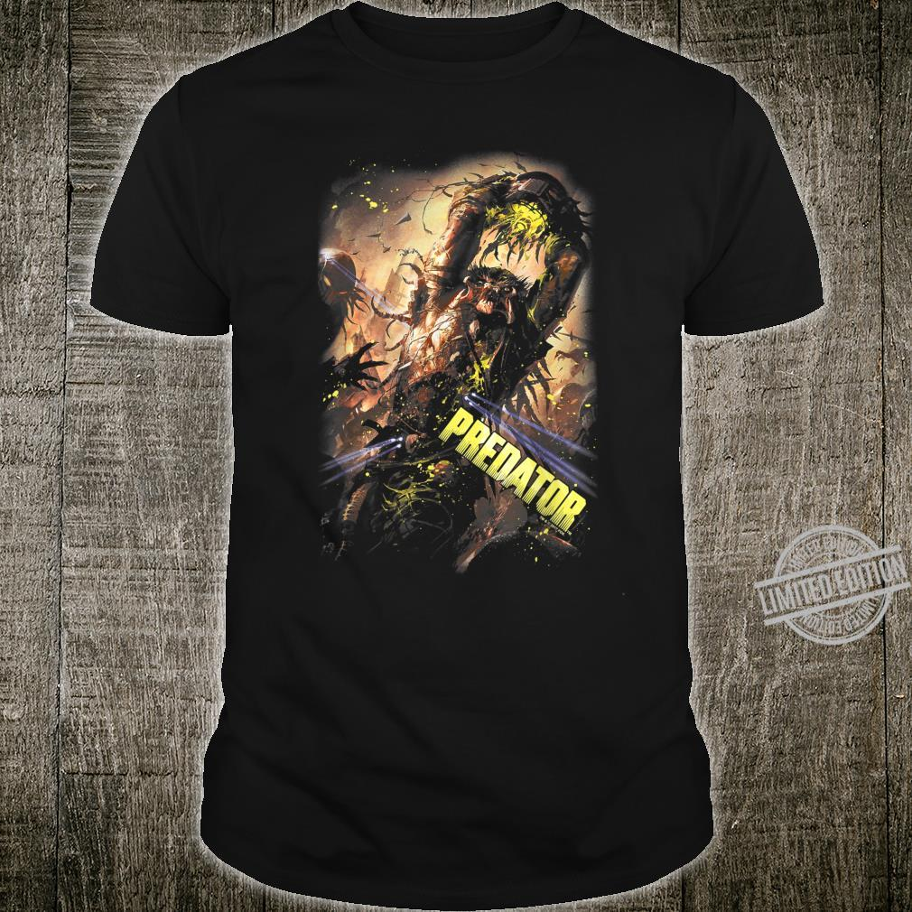 Predator Heads Up Shirt