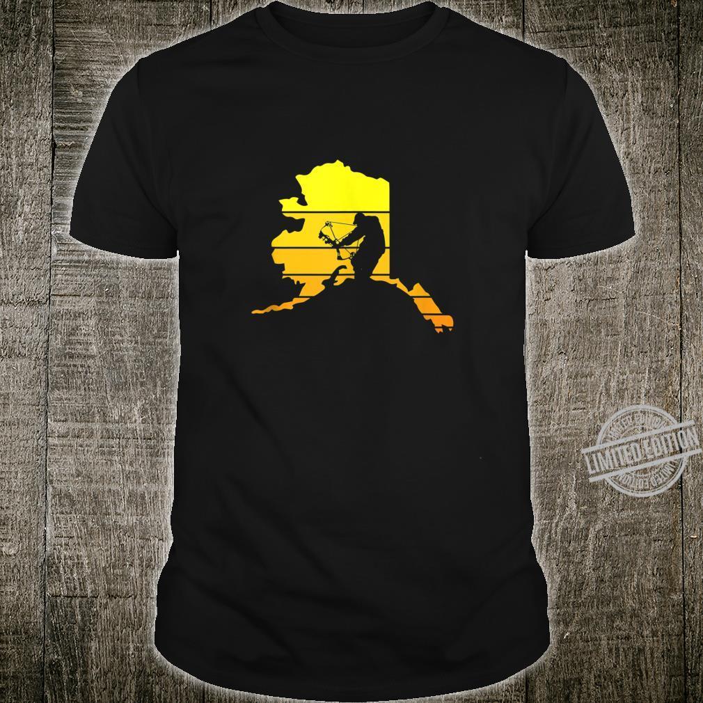 Sunset Bowhunter Alaska Shirt