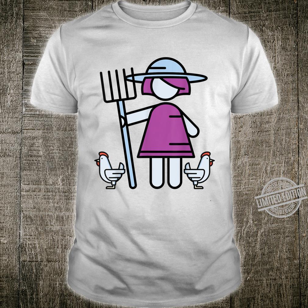 Your Wife My Wife Farmer Farm Life Husband Shirt